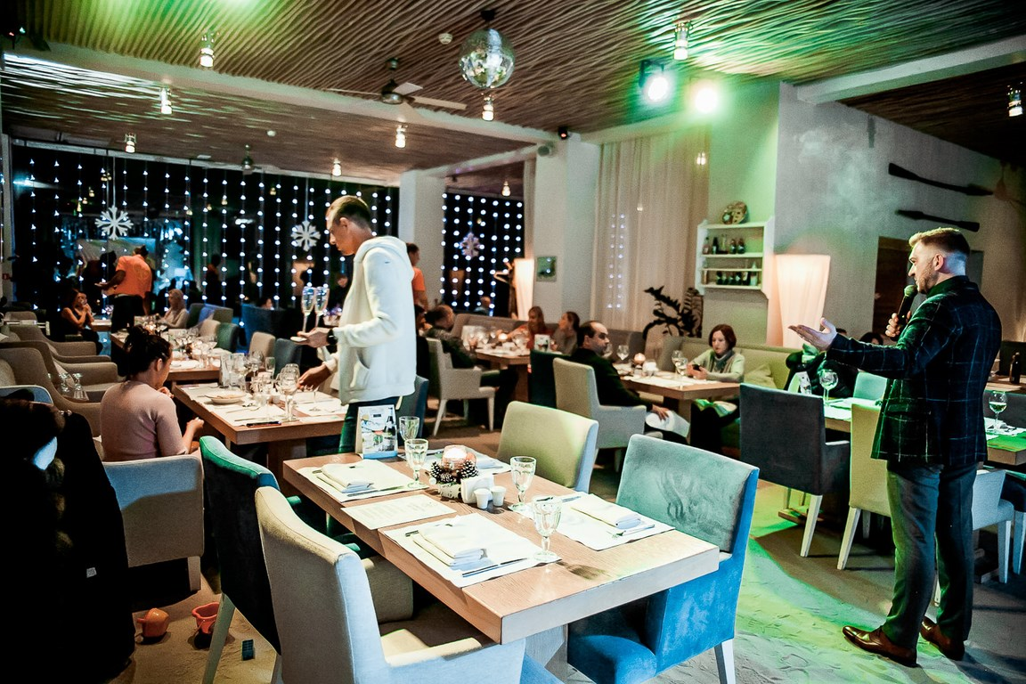 фотоотчет с ресторана сан ремо сочи изображал собственных холстах
